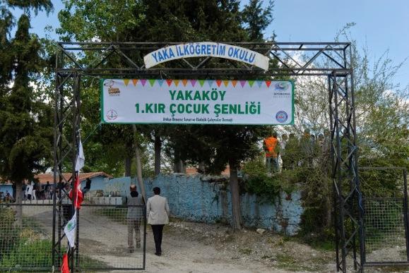 Kır Çocuk Şenliği,Yakaköy, Fethiye, 2015