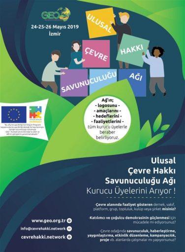 cevre hakkı savunuculugu agi-poster
