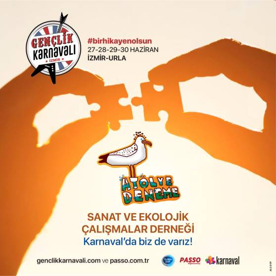 İzmir genclik festivali-atolye deneme-